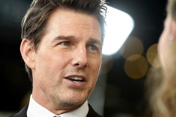 Tom Cruise Rumored To Be In Talks To Play Green Lantern