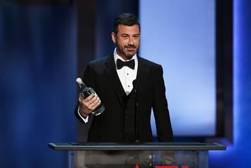 """Jimmy Kimmel Speaks On When Omarosa """"Stormed Out"""" Of His Show"""