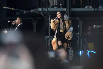"""Nicki Minaj's """"Queen"""" Tops Streaming After Target Ran Out Of Physical Copies"""
