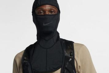 "Nike Called Out For Selling ""Menacing"" Balaclava"