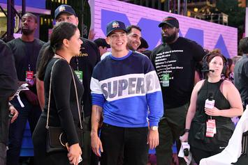"Logic Pledges Expenses For Fans To Fly To London Concert: ""Peace, Love & Positivity!"""