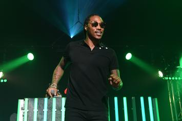 "Future Seemingly Boo'd Up; Calls New Woman His ""Queen"" & ""Everything"""