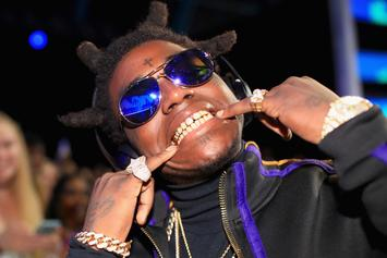 Kodak Black Spotted Filming Music Video Days After Being Released From Jail