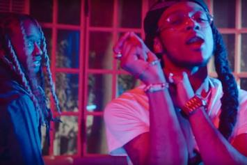 "Ty Dolla $ign Joins K'Ron In New Video For ""No BF's"""