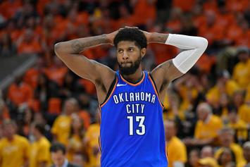 "Paul George: ""L.A. Was Pissed"" He Didn't Give Them A Meeting"