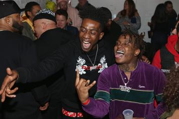 """Juice WRLD & Ski Mask Deliver Their Previously Unheard """"EVIL TWINS Freestyle"""""""