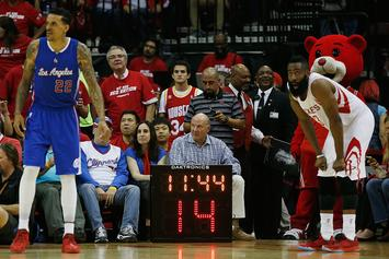 NBA Considering Shot Clock Rule Change: Report
