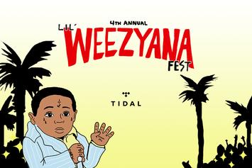 TIDAL To Exclusively Livestream Lil Wayne's Annual Lil' WeezyAna Fest