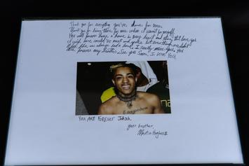 "XXXTENTACION's ""17"" Certified Platinum Ahead Of One Year Anniversary"
