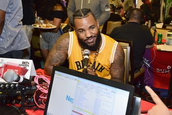 The Game Defends His Right To Wear Tight Shorts On Instagram