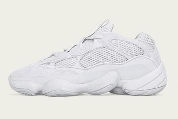 "Adidas Yeezy 500 ""Salt"" Release Details Revealed"