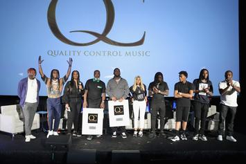 """Quality Control CEO Pee Teases TDE Collaboration: """"Coming Soon"""""""