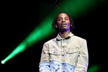 Playboi Carti Sheds Tears While Remembering Fredo Santana During Concert
