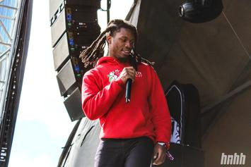 """Denzel Curry Calls Off Trippie Redd Assisted """"Clout Cobain"""" Remix"""