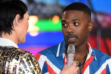 Ray J & Princess Love's Plane Makes Emergency Landing On Route To New York