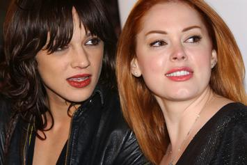 "Rose McGowan Tells Asia Argento To ""Be The Person You Wish Harvey Could Have Been"""
