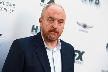 Louis C.K. Makes First Stand Up Appearance After Being Accused Of Sexual Harassment