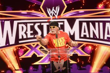 Hulk Hogan Announces NWO Reunion Tour