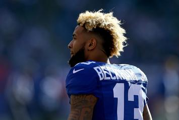 """Odell Beckham Jr. On Being A Famous Athlete: """"Feel Like A Zoo Animal"""""""