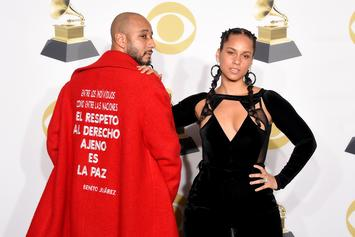 Swizz Beatz Says Men Shouldn't Be Jealous Of Their Successful Wives