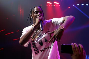 "Travis Scott Releases ""Astroworld"" Season Pass & Matching Shirt"