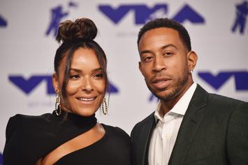 Ludacris' Wife Shares Sweet Message Celebrating 10 Years Of Partnership