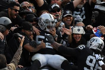 Raiders Agree To Trade Khalil Mack To Chicago Bears