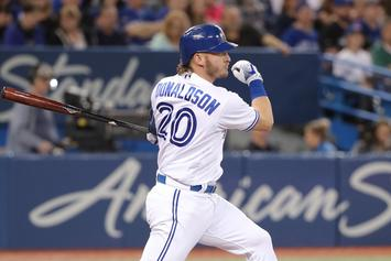 Former AL MVP Josh Donaldson Traded To Cleveland Indians