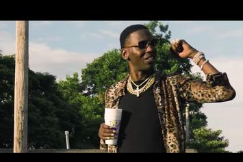 "Young Dolph Celebrates His New Deal In ""Major"" Video"