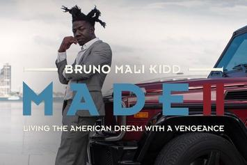 "Bruno Mali Kidd Shares ""Made 2"" Tracklist & Release Date"