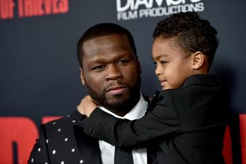 "50 Cent & Ex-Girlfriend Daphne Joy Throw Their Son A ""Big 6"" Birthday Party"