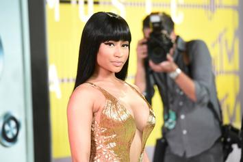 "Nicki Minaj Addresses Accidentally Flashing ""Made In America"" Crowd"