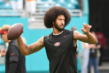 "Nike Has ""No Plans"" To Give Colin Kaepernick A Signature Shoe"