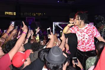 Trippie Redd's New Girlfriend: PDA Video Confirms Future Music Collaboration