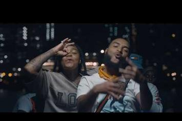 "Young M.A & KorLeone Link Up For The ""Wahlinn"" Music Video"