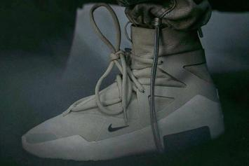 48490866f4 Fear of God x Nike Collab Surfaces  First Look