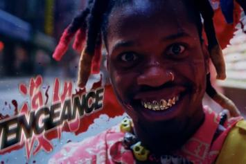 "Denzel Curry Drops Off Trippy New Video For ""Vengeance"" With JPEGMAFIA & Zillakami"