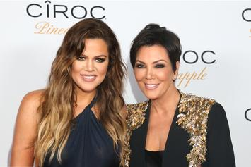 Khloe Kardashian, Kris Jenner & True Thompson Attempt Their Best Cardi B Impression