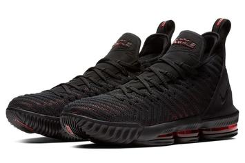 "Nike LeBron 16 ""Fresh Bred"" Official Images & Release Details"