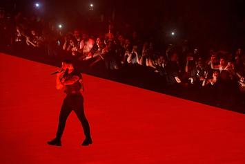 Drake Dedicates Last Night's Boston Concert To Mac Miller