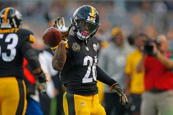 """Le'Veon Bell Says He Wasn't """"Throwing Shade"""" With Cryptic Tweet"""