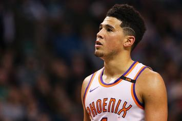 Suns' Devin Booker Out Indefinitely After Suffering Hand Injury