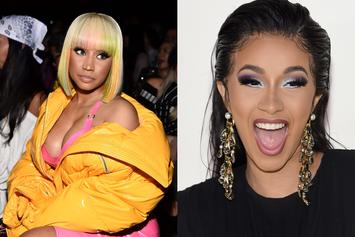 Cardi B & Nicki Minaj: Wendy Williams Shares Exclusive Fight Footage, Scolds Both