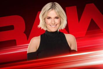 WWE's Renee Young Named First Full-Time Female Announcer