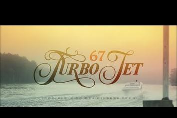 """Curren$y And Harry Fraud Release Visuals For """"Sixty-Seven Turbo Jet"""""""