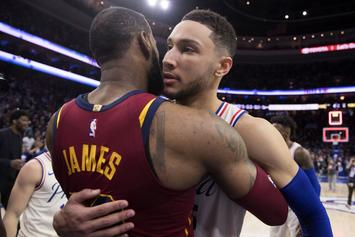 LeBron James To Produce NBC Comedy Inspired By Ben Simmons' Life