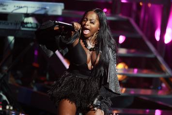 Foxy Brown Reportedly Pockets Thousands Despite Ditching NYFW Event