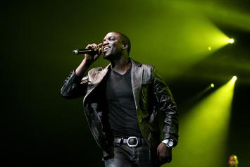 """Akon On Tanning: """"I Can't Let Nobody Get Darker Than Me"""" Including Tyrese"""