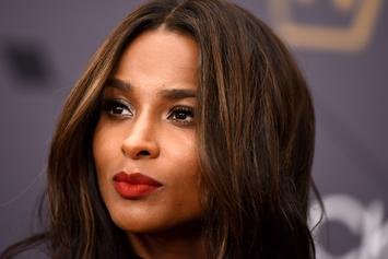 "Ciara Channels A Young Whitney Houston To Tease Her Single ""Dose"""