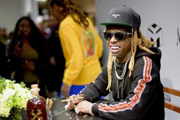 """Lil Wayne's """"Tha Carter V"""" Cover Art Teased By Young Money"""